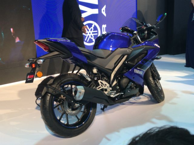 Yamaha YZF R15 V3.0 launching di India