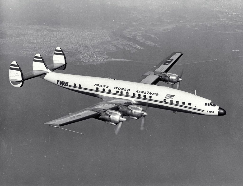 Pesawat legendaris, Lockheed Constellation L-1649A Starliner