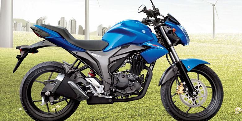 Suzuki Gixxer India