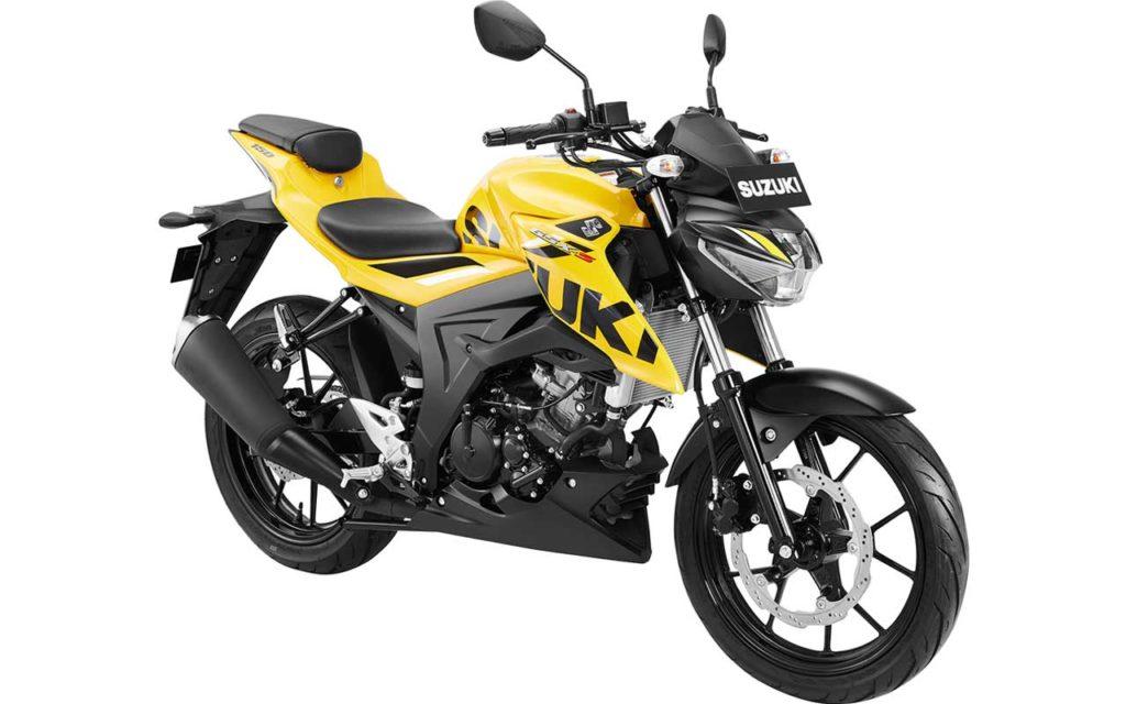 Desain Suzuki GSX-S150 terbilang aneh untuk keumuman biker tanah air